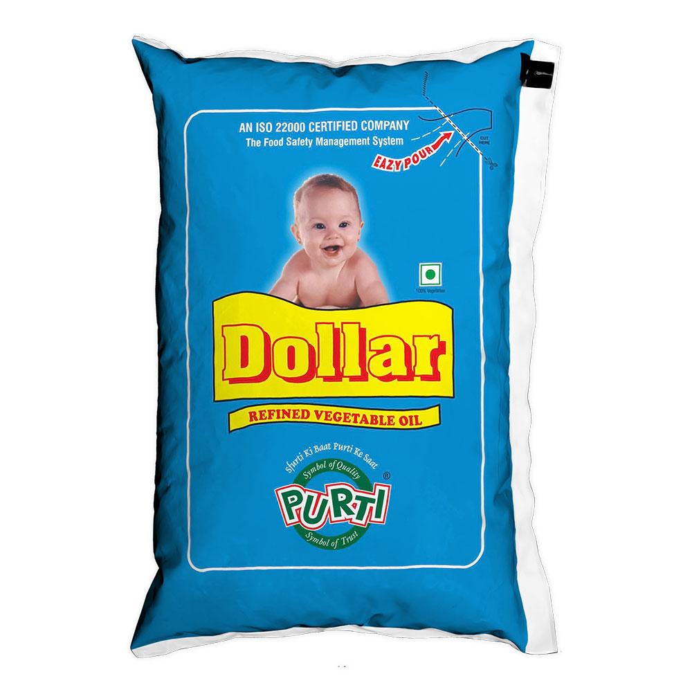 Dollar 1 Liter Pouch